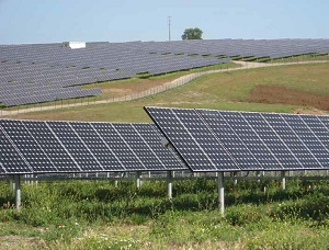 Coming soon to Gedling? A solar farm  of the type proposed