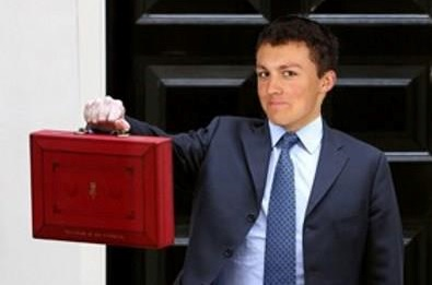 Next stop, Downing Street: Jamie Read-Tannock is UK Youth Chancellor 2013