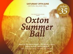 oxton summer ball