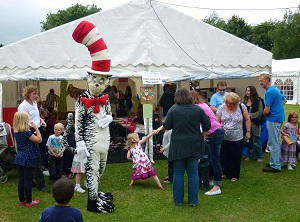 Fun for all the family on the Final Saturday of Lowdham Book Festival