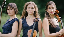 Harpeth Rising, clasically-trained three-piece Newgrass combo, head for the Old Ship this month
