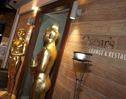 Not Hollywood but Calverton: Oscars restaurant has relaunched